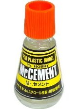 Mr Cement - 23ml Plastic Model Glue bottle