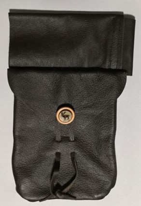 Leather Hip Possible Bag