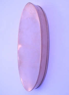 1700-1800 Eyeglass Case in Copper by Tedd Cash