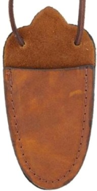 Leather Sheath for Rifle Capper by Tedd Cash