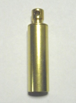Brass Fixed Powder Measure - 50 Grain