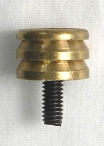 Muzzleloader Button Jag - 58 cal - 8/32 thread