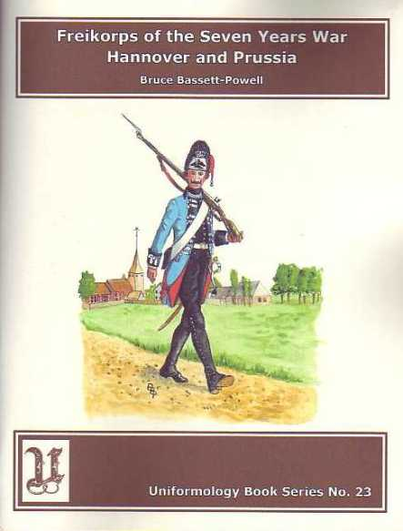 Freikorps of the Seven Years War: Hannover and Prussia