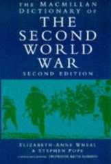 Macmillan Dictionary of the Second World War