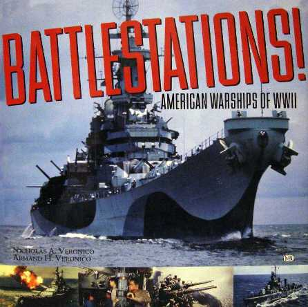 Battlestations: American Warships of WW2