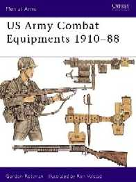 US Army Combat Equipments 1910-1988