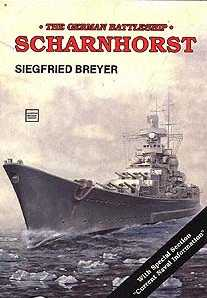 "The German Battleship ""Scharnhorst"""