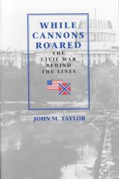 While Cannons Roared: The Civil War Behind the Lines