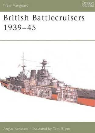 British Battlecruisers 1939-1945