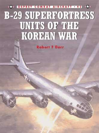 B-29 Superfortress Units of the Korean War
