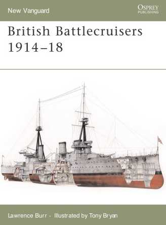 British Battlecruisers 1914-1918