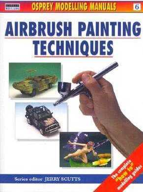 Airbrush Painting Techniques