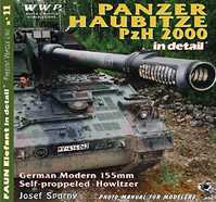 Panzer Haubitze PzH 2000 in Detail: German Modern 155mm self-propelled Howitzer