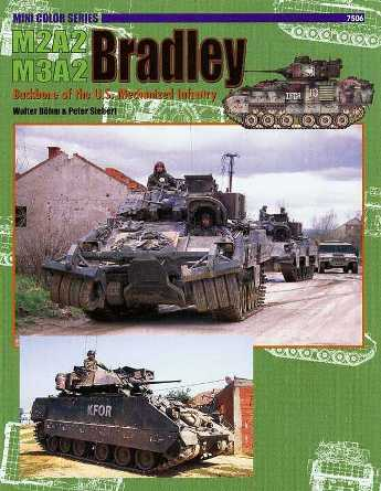 M2A2/M3A2 Bradley - Backbone of the U.S.Mechanised Infantry