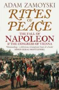 Rites of Peace: The Fall of Napoleon & the Congress of Vienna