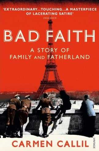 Bad Faith: A Story of Family and Fatherland