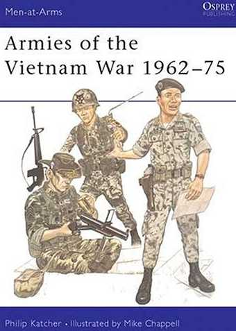 Armies of the Vietnam War, 1962-1975