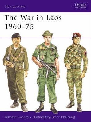 War in Laos 1960-75