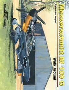 Messerschmitt Bf 109 G Walk Around