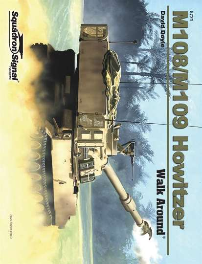 M108/M109 Howitzer Walk Around