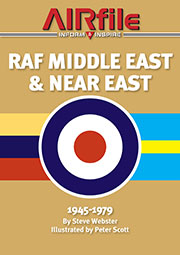 RAF Middle East & Near East 1945-1979