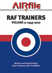 RAF Trainers Volume 2: 1945-2012