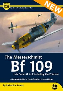 The Messerschmitt Bf 109 Late Series (F to K including the Z Series)