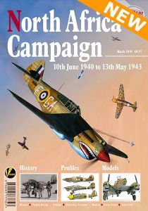 North Africa Campaign - 10th June 1940 to 13th May 1943