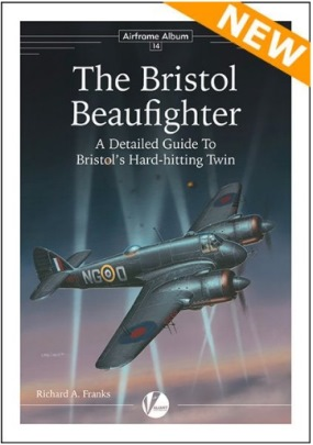 The Bristol Beaufighter - A Detailed Guide To Bristol's Hard-hitting Twin