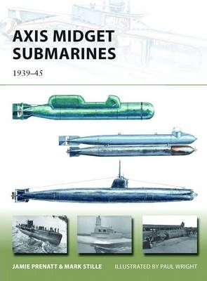 Axis Midget Submarines 1939-45