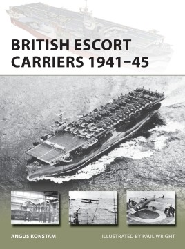 British Escort Carriers 1941-45