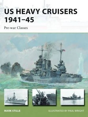 US Heavy Cruisers 1941-45: Pre-war Classes
