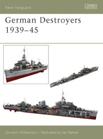 German Destroyers 1939-1945