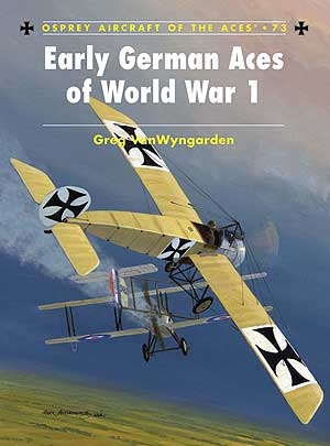 Early German Aces of World War I