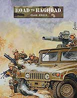 Force on Force Companion 1: Road to Baghdad - Iraq 2003