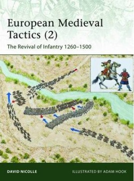 European Medieval Tactics (2): The Revival of Infantry 1260-1500