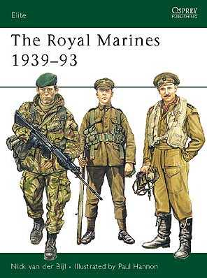 The Royal Marines 1939-93
