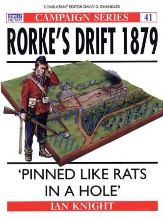 Rorke's Drift 1879: 'Pinned like rats in a hole'