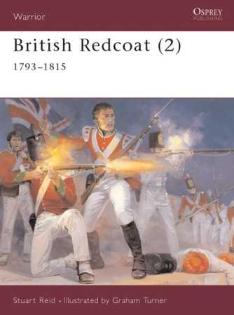 British Redcoat 1793-1815