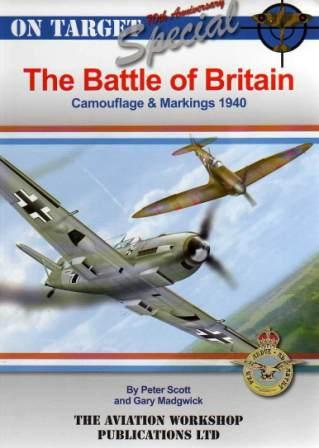 The Battle of Britain: Camouflage & Markings 1940