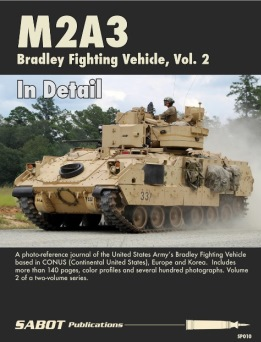 M2A3 Bradley Fighting Vehicle In Detail - Vol.2