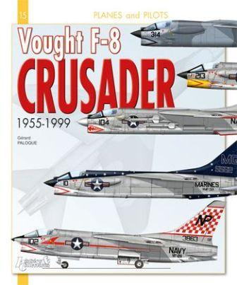 Vought F-8 Crusader - 1955-1999