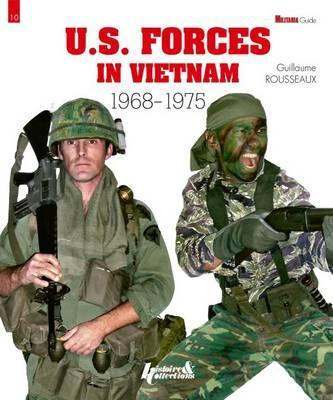 U.S. Forces in Vietnam - 1968-1975