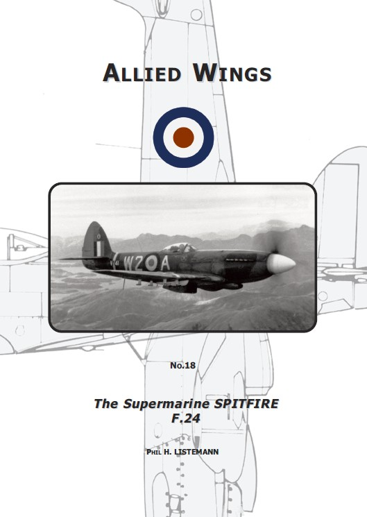 The Supermarine Spitfire F.24