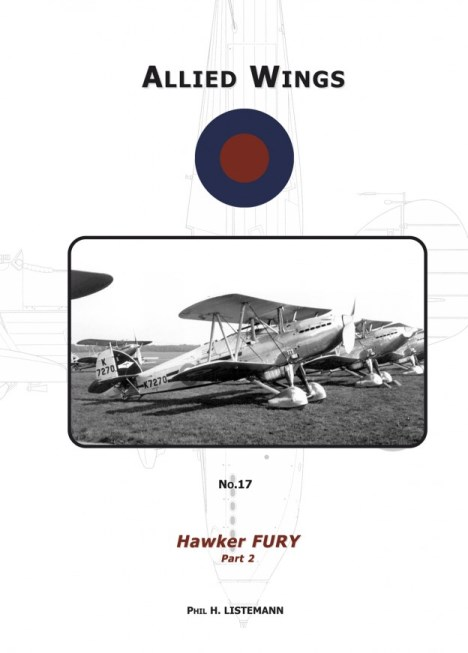 Hawker Fury Part 2