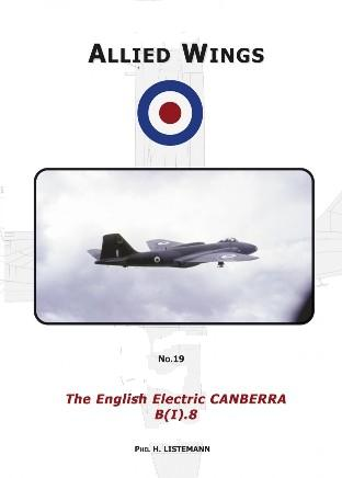 The English Electric Canberra B(I).8