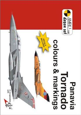 Panavia Tornado Colours and Markings 1/144 Scale Decals