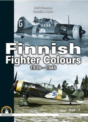 Finnish Fighter Colours 1939-1945 Vol.1