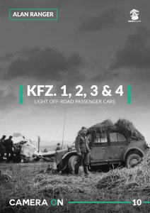 Kfz. 1, 2, 3, & 4 Light Off-Road Passenger Cars