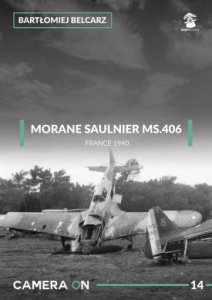 Morane Saulnier MS.406 C1 - France 1940